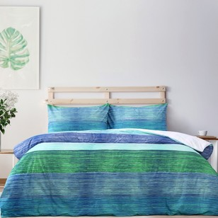 Brampton House Ocean Quilt Cover Set