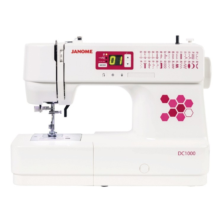 Janome DC1000 Sewing Machine