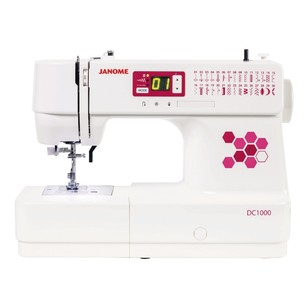 Janome DC1000 Sewing Machine