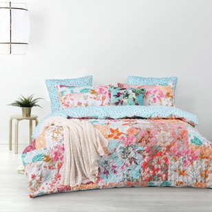KOO Primrose Quilted Quilt Cover Set