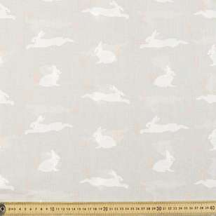 Leaps & Bounds Printed Muslin Fabric