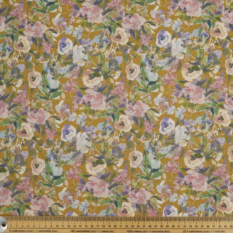 Garden Party Japanese Lawn Fabric
