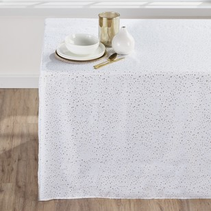 Dine By Ladelle Trestle Table Cloth