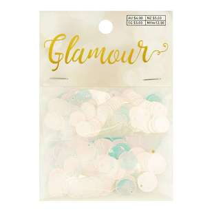 Ribtex Glamour Round Sequins