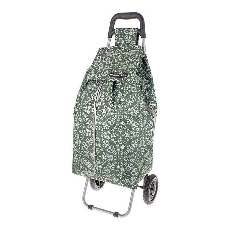 D.Line Shop & Go Bohemian Shopping Trolley