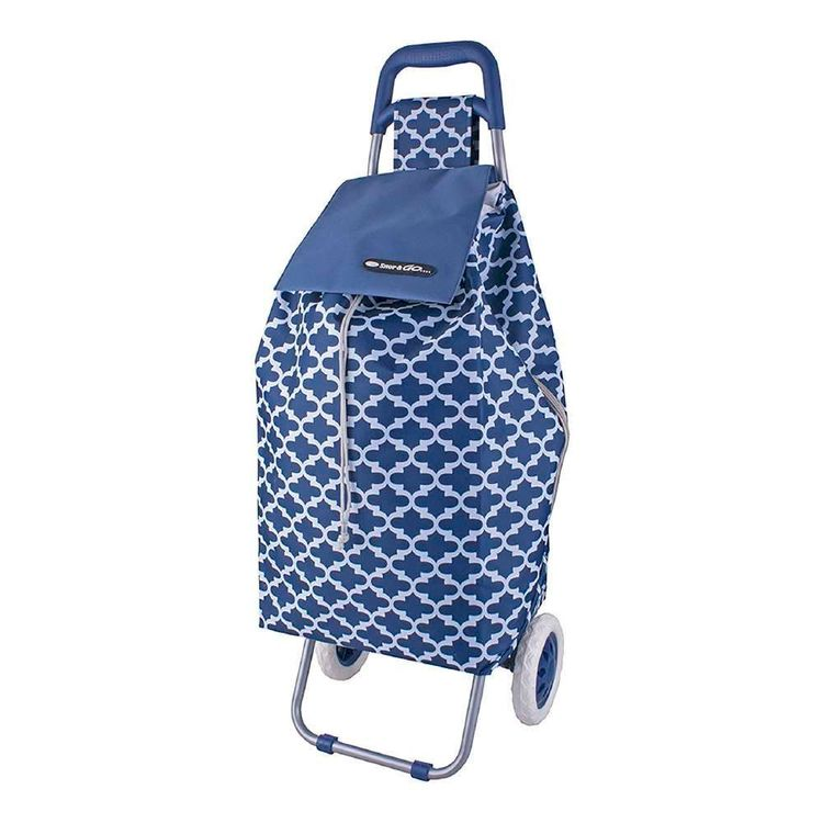 D.Line Shop & Go Moroccan Shopping Trolley