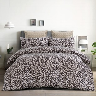 KOO Luca Velvet Animal Quilt Cover Set