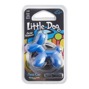Little Dog Ecoscents New Car Car Air Freshener