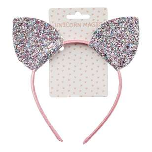 Unicorn Magic Headband Cat Ear