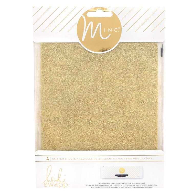 Heidi Swapp Glitter Minc Foil Sheet