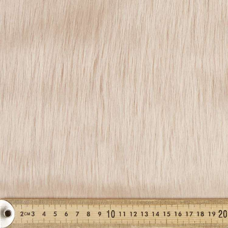 Long Whispy Fur Fabric