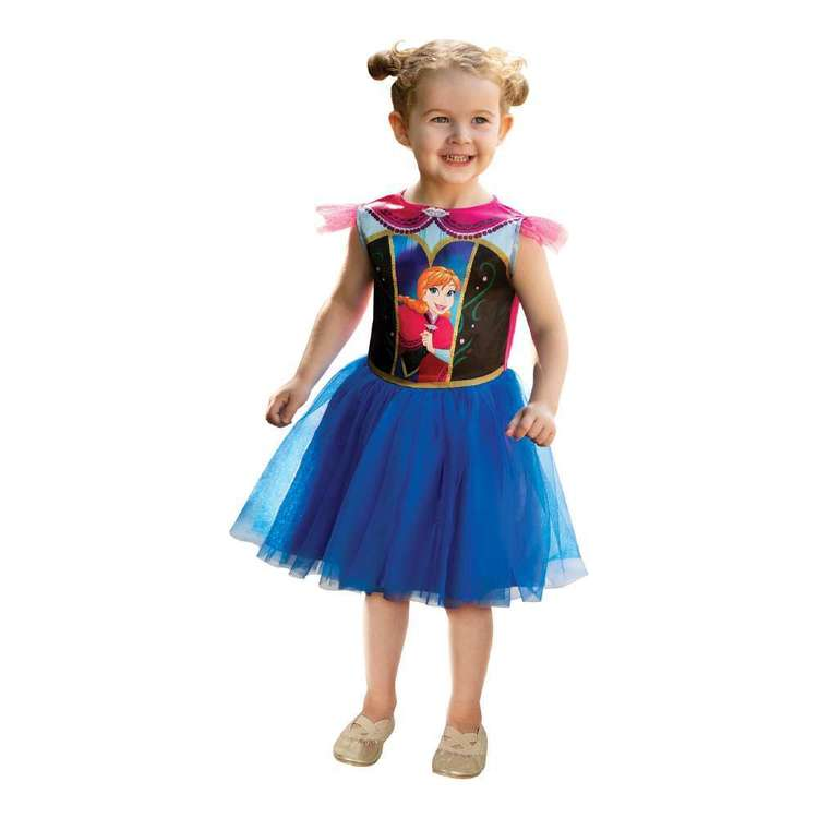 Disney Anna Toddler Costume