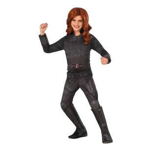 Marvel Black Widow Child Costume