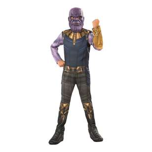 Marvel Thanos Child Costume