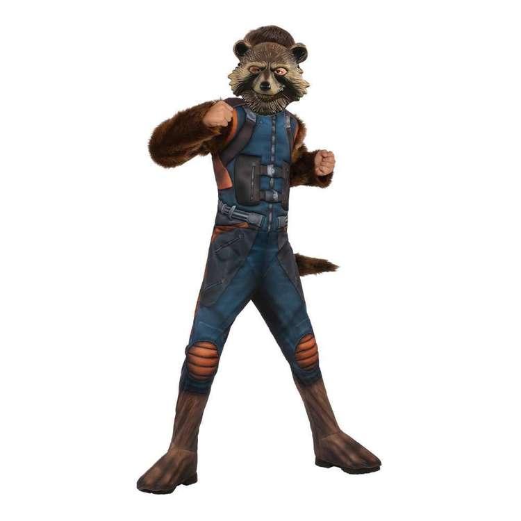 Marvel Rocket Racoon Child Costume