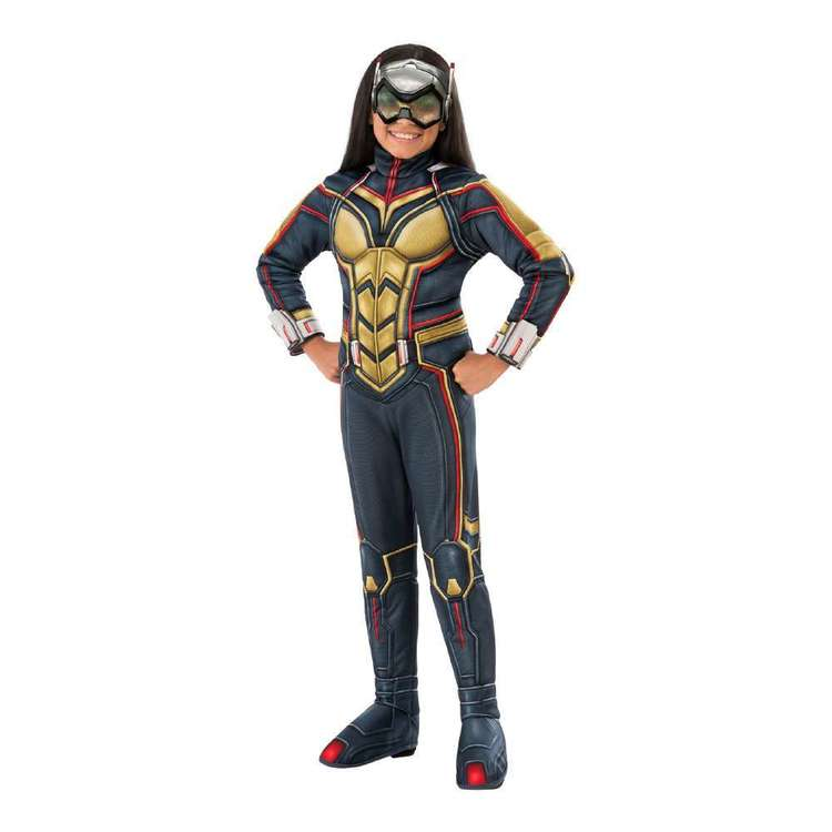 Marvel The Wasp Child Costume