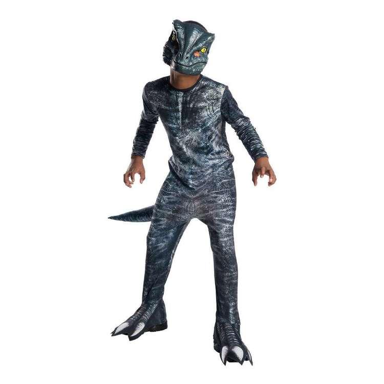 Jurassic Park Velociraptor Child Costume