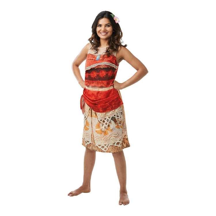 Disney Moana Adult Costume
