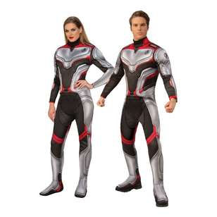Marvel Avengers Endgame Adult Team Suit