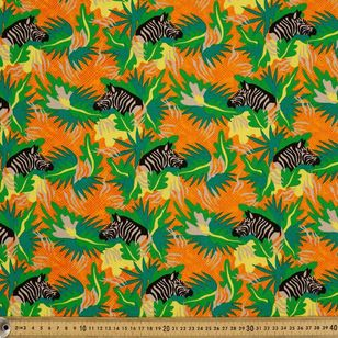Madagascar Printed Montreaux Drill Fabric