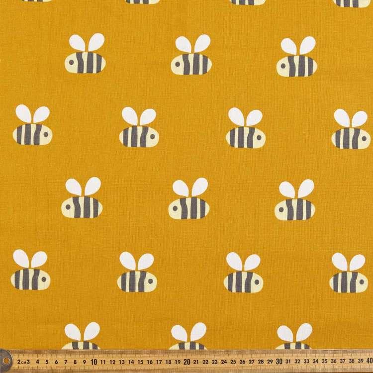 Big Buzz Printed Buzoku Cotton Duck Fabric