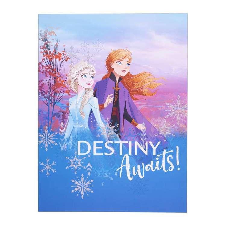 The Art Group Frozen II - Destiny Awaits Framed Canvas