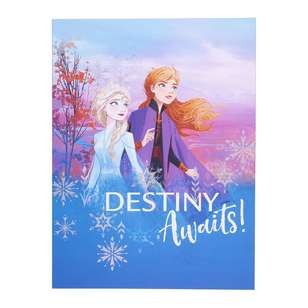 The Art Group Frozen II - Destiny Awaits Framed Canvas