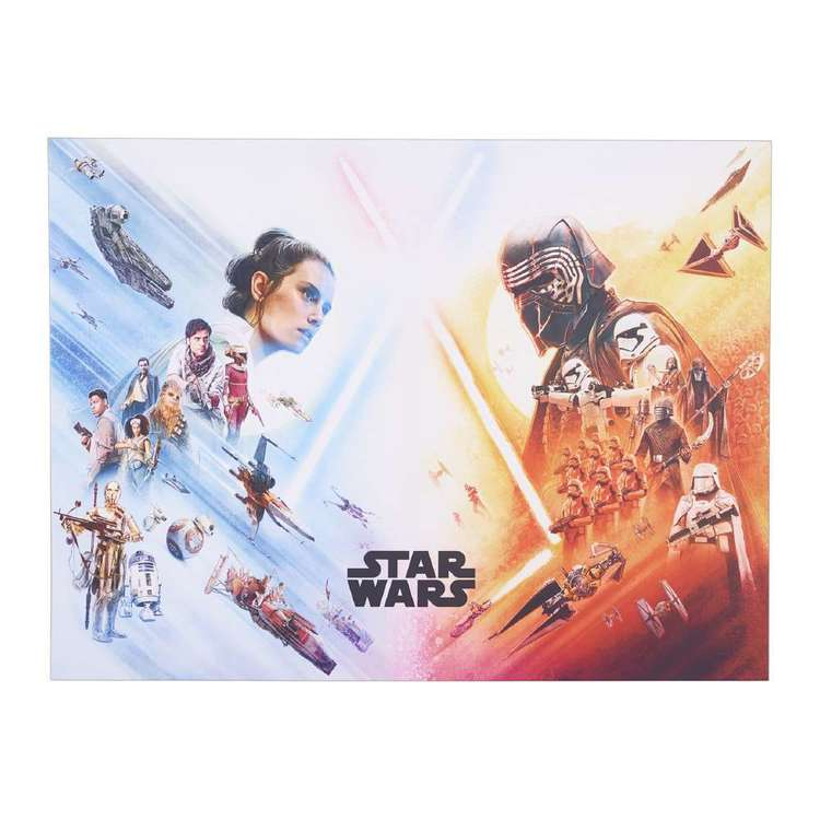 The Art Group Star Wars IX - Light Sabre Clash
