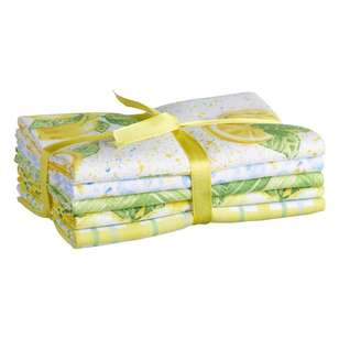 Lemonade 5 Piece Cotton Bundle