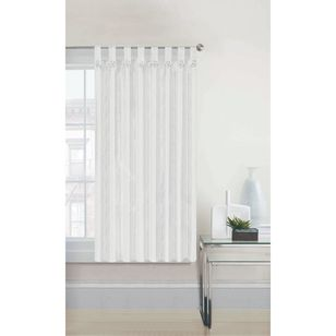 Emerald Hill Hopkin Tab Top Curtain