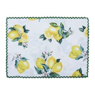 Koo Home Limone Printed Placemat