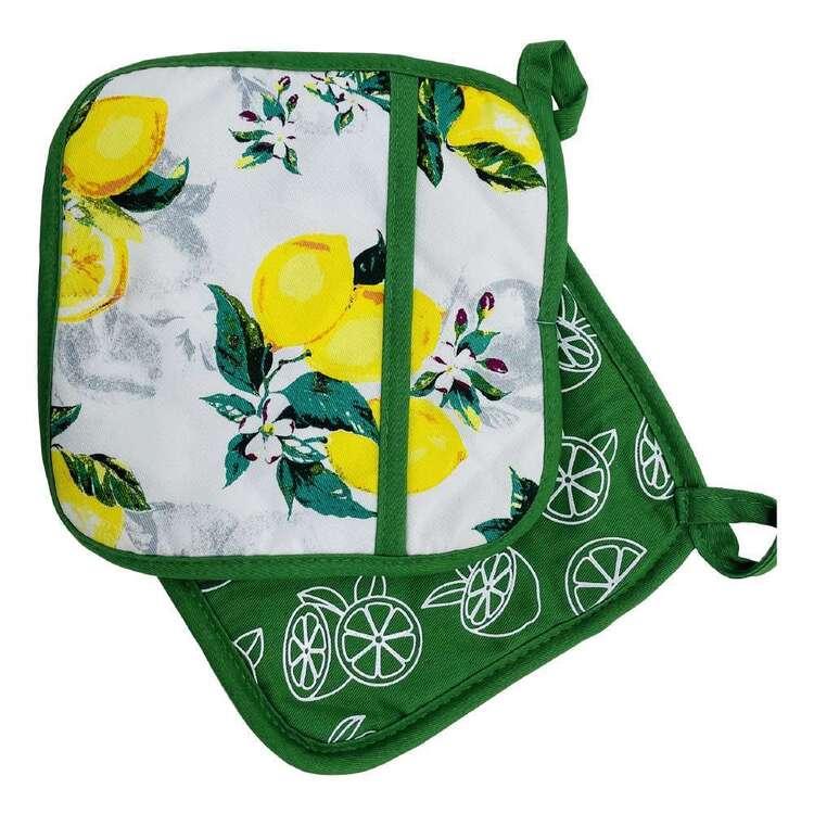 Koo Home Limone Pot Holder 2 Pack