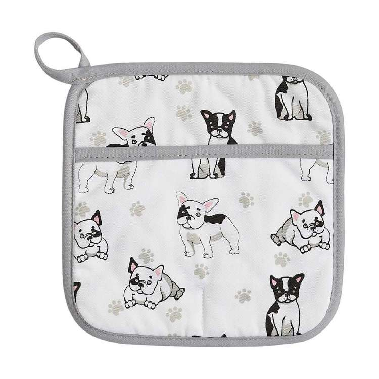 Koo Home Bark Pot Holder 2 Pack