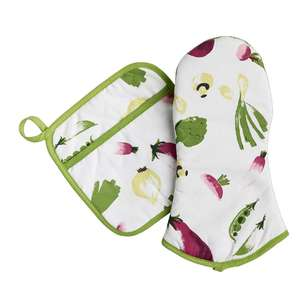Koo Home Veggies Oven Glove 2 Pack
