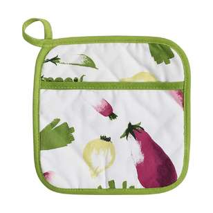Koo Home Veggies Pot Holder 2 Pack