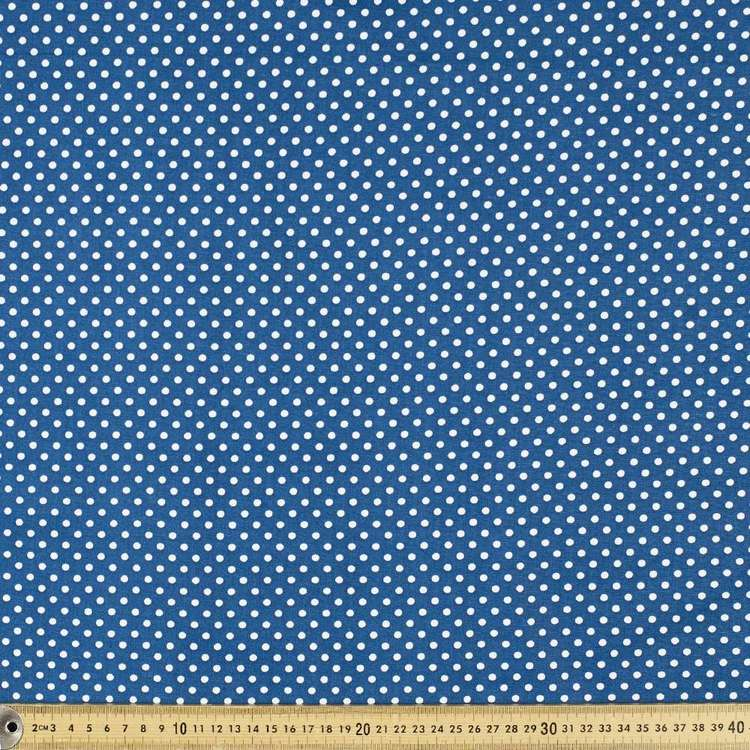 Afina Large Dot Cotton Fabric