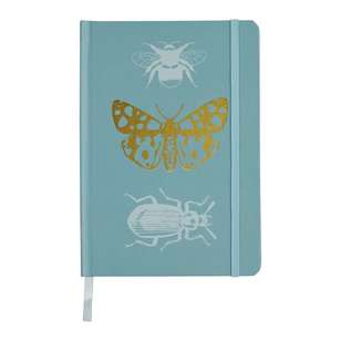 Francheville Summer Life Butterfly Hardcover Notebook