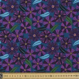 Jocelyn Proust New Zealand Poroporo Fabric