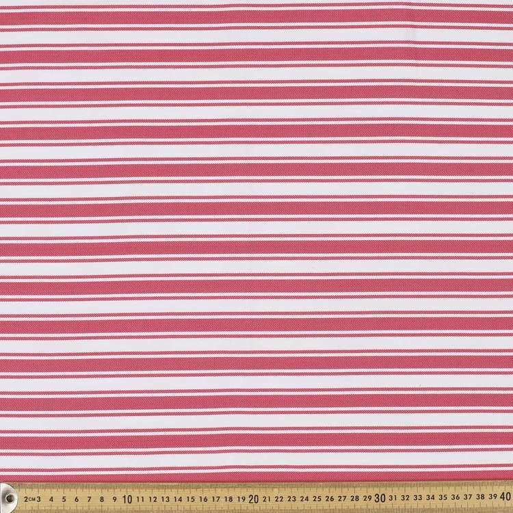 Yarn Dyed Stripe Weather Proof Canvas Fabric