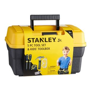 Stanley Toolbox Tool Set 5Pc