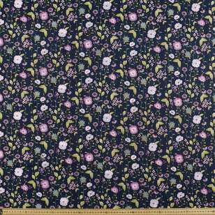 Botanical Printed Mix n Match Fabric