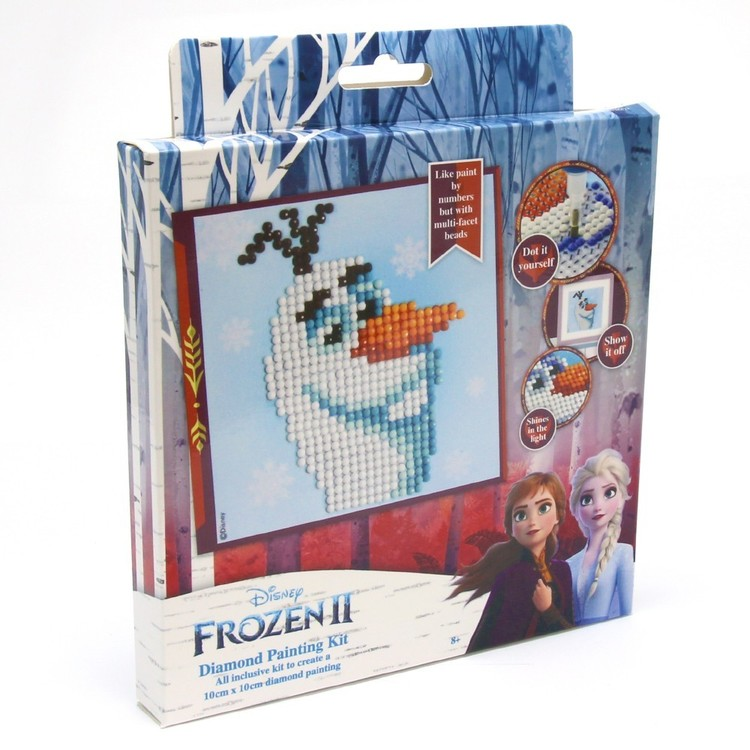 Diamond Dotz Frozen 2 Mini Olaf Kit
