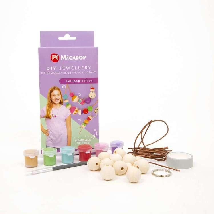 Micador DIY Lollipop Jewellery Kit