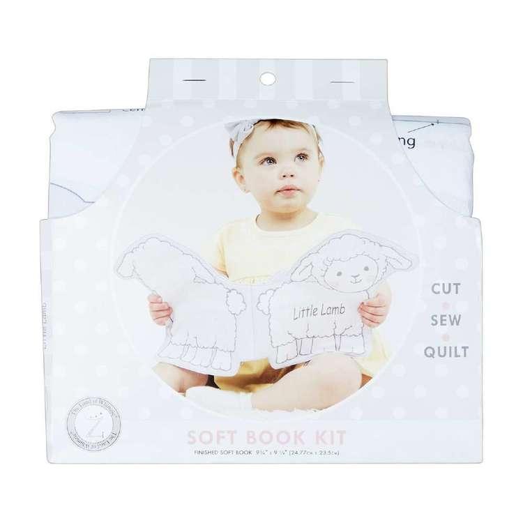 Little Lamb Soft Book Kit