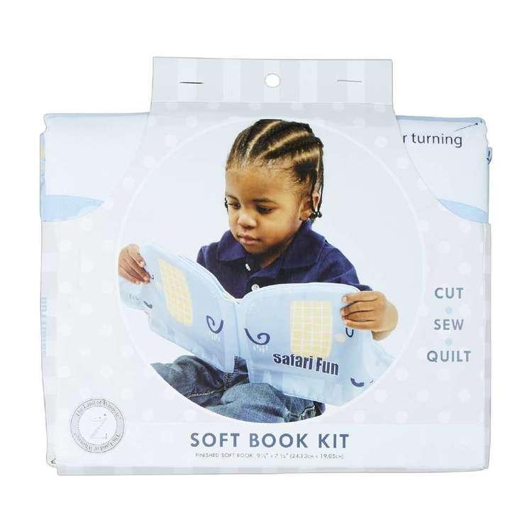 Safari Fun Soft Book Kit