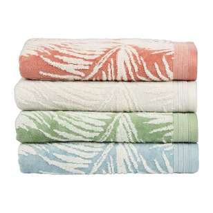KOO Elite Palm Leaf Towel Collection