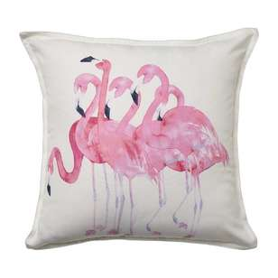 Koo Home Flamingo Printed Outdoor Cushion