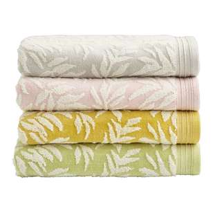 KOO Elite Bamboo Leaf Towel Collection