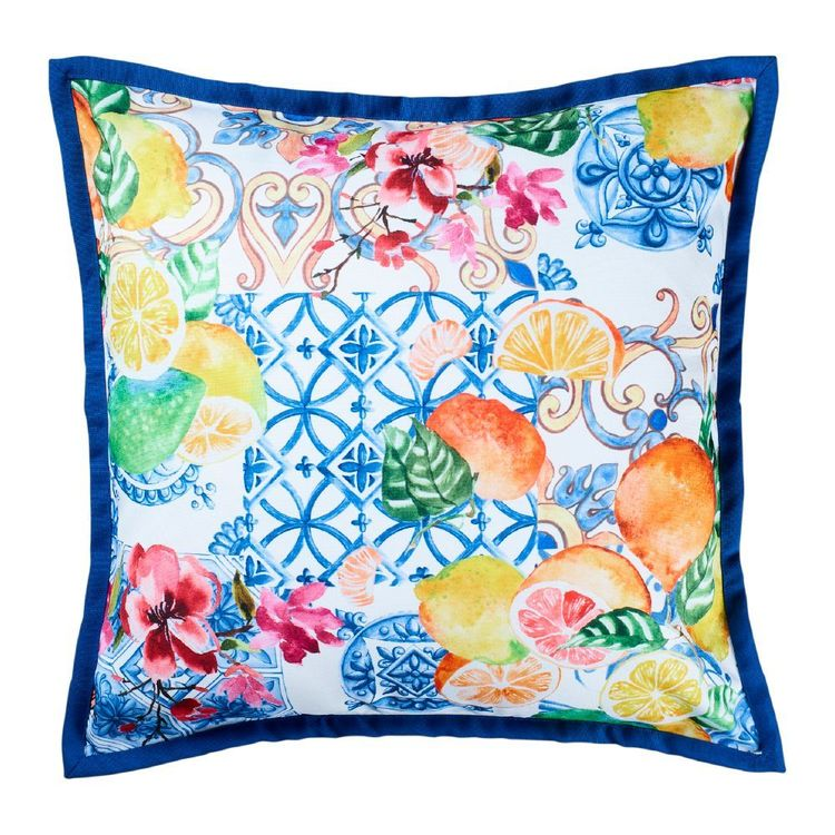 Koo Home Villa Printed Cushion