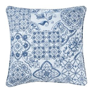 Koo Home Tiles Tapestry Printed Cushion